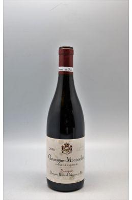 Bernard Moreau Chassagne Montrachet 1er cru La Cardeuse Monopole 2008 rouge -5% DISCOUNT !