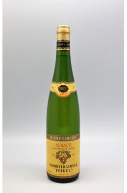 Hugel Alsace Gewurztraminer Jubilée Hugel 2000