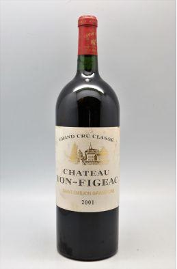 Yon Figeac 2001 Magnum -5% DISCOUNT !