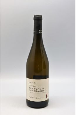 Vincent Dancer Chassagne Montrachet 1er cru Morgeot 2018