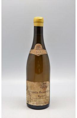 Raveneau Chablis Grand cru Blanchot 2011 -10% DISCOUNT !