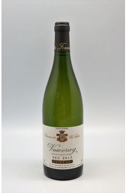 Foreau Vouvray Sec 2013