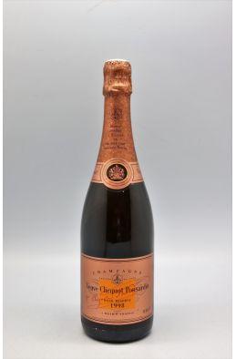 Veuve Clicquot Vintage Réserve Brut 1998 rosé