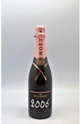 Moet & Chandon Grand Vintage 2006 Rosé