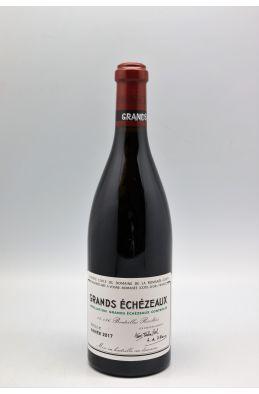 Romanée Conti Grands Echezeaux 2017