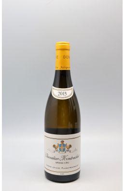 Domaine Leflaive Chevalier Montrachet 2015