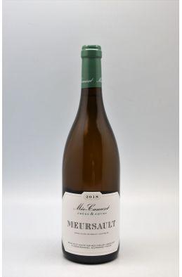 Méo Camuzet Meursault 2018