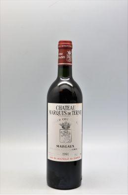Marquis de Terme 1981