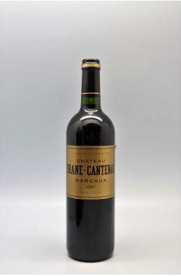 Brane Cantenac 2007