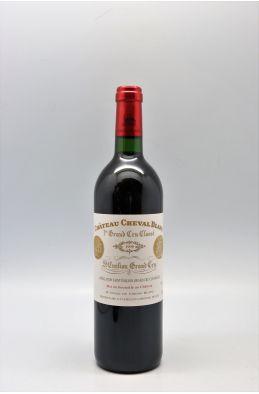 Cheval Blanc 1999