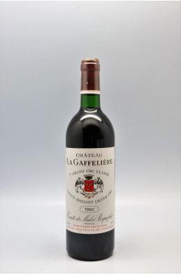 La Gaffelière 1990
