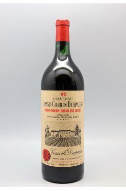 Grand Corbin Despagne 1982 Magnum