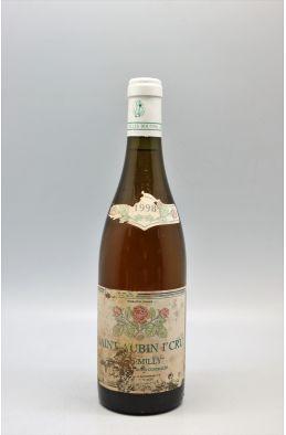 Gilles Bouton Saint Aubin 1er cru En Remilly 1998 Blanc -10% DISCOUNT !