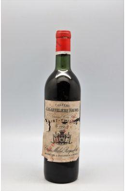 La Gaffelière 1955 - PROMO -10% !