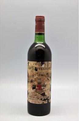 La Gaffelière 1974 - PROMO -10% !