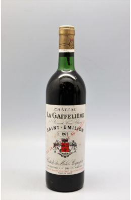 La Gaffelière 1975