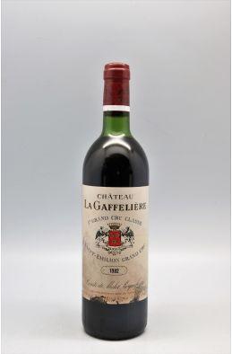 La Gaffelière 1982 - PROMO -10% !