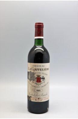 La Gaffelière 1985 - PROMO -10% !