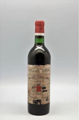 La Gaffelière 1964 -10% DISCOUNT !