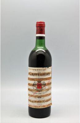 La Gaffelière 1976 - PROMO -20% !