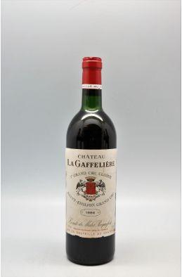 La Gaffelière 1986