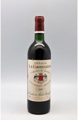 La Gaffelière 1987 - PROMO -5% !