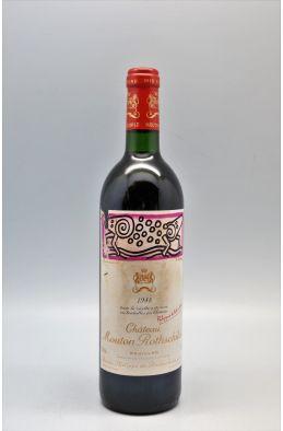 Mouton Rothschild 1988 - PROMO -10% !