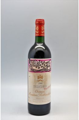 Mouton Rothschild 1988 -10% DISCOUNT !