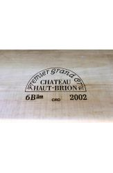 Haut Brion 2002 OWC