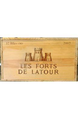 Forts de Latour 2007 OWC