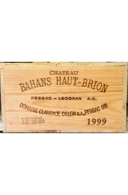 Bahans Haut Brion 1999