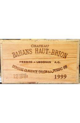 Bahans Haut Brion 1999 OWC