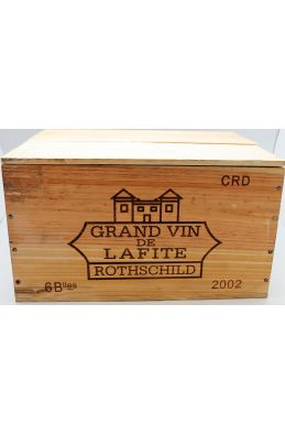 Lafite Rothschild 2002