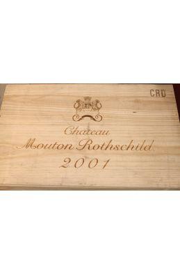 Mouton Rothschild 2001