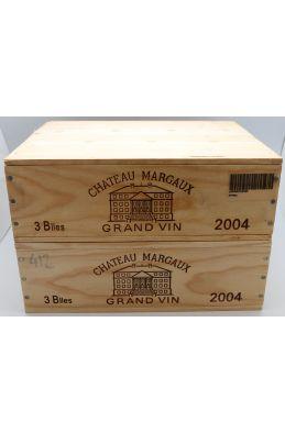 Château Margaux 2004 OWC