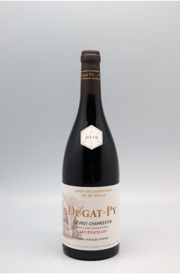 Dugat Py Gevrey Chambertin les Evocelles Très Vieilles Vignes 2018