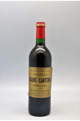Brane Cantenac 1989