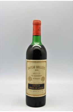 Brillette 1975 - PROMO -10% !