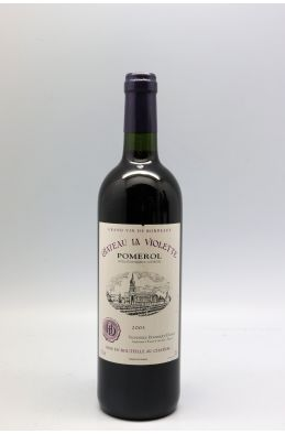 La Violette 2003