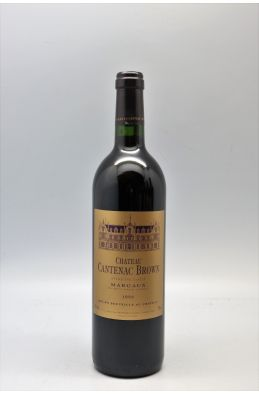 Cantenac Brown 1999