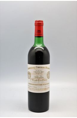 Cheval Blanc 1976 - PROMO -15% !