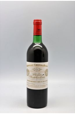 Cheval Blanc 1976 -5% DISCOUNT !