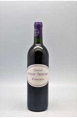 Guillot Tropchaud 1995