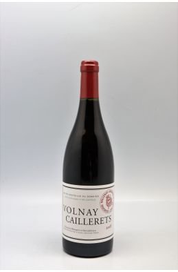 Marquis d'Angerville Volnay 1er cru Caillerets 2018