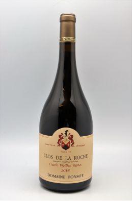 Ponsot Clos de la Roche Vieilles Vignes 2018 Magnum