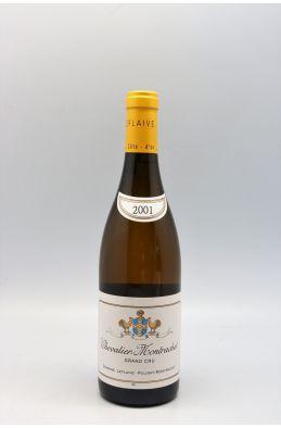 Domaine Leflaive Chevalier Montrachet 2001