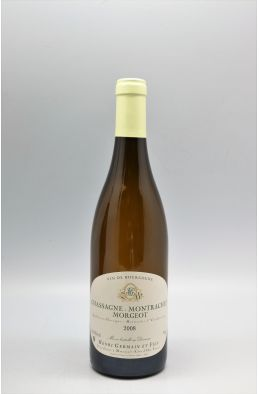 Henri Germain Chassagne Montrachet 1er cru Morgeot 2008