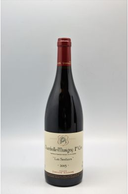 Stéphane Magnien Chambolle Musigny 1er cru Les Sentiers 2013