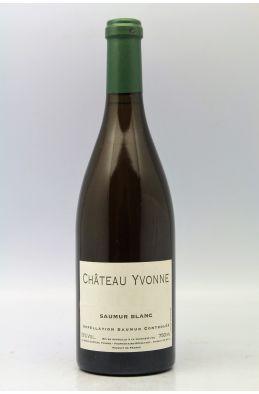 Château Yvonne Saumur Yvonne 2019 blanc