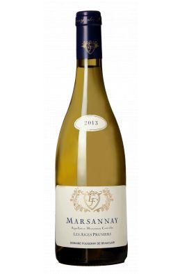 Fougeray de Beauclair Marsannay Aigues Prunier 2015 blanc